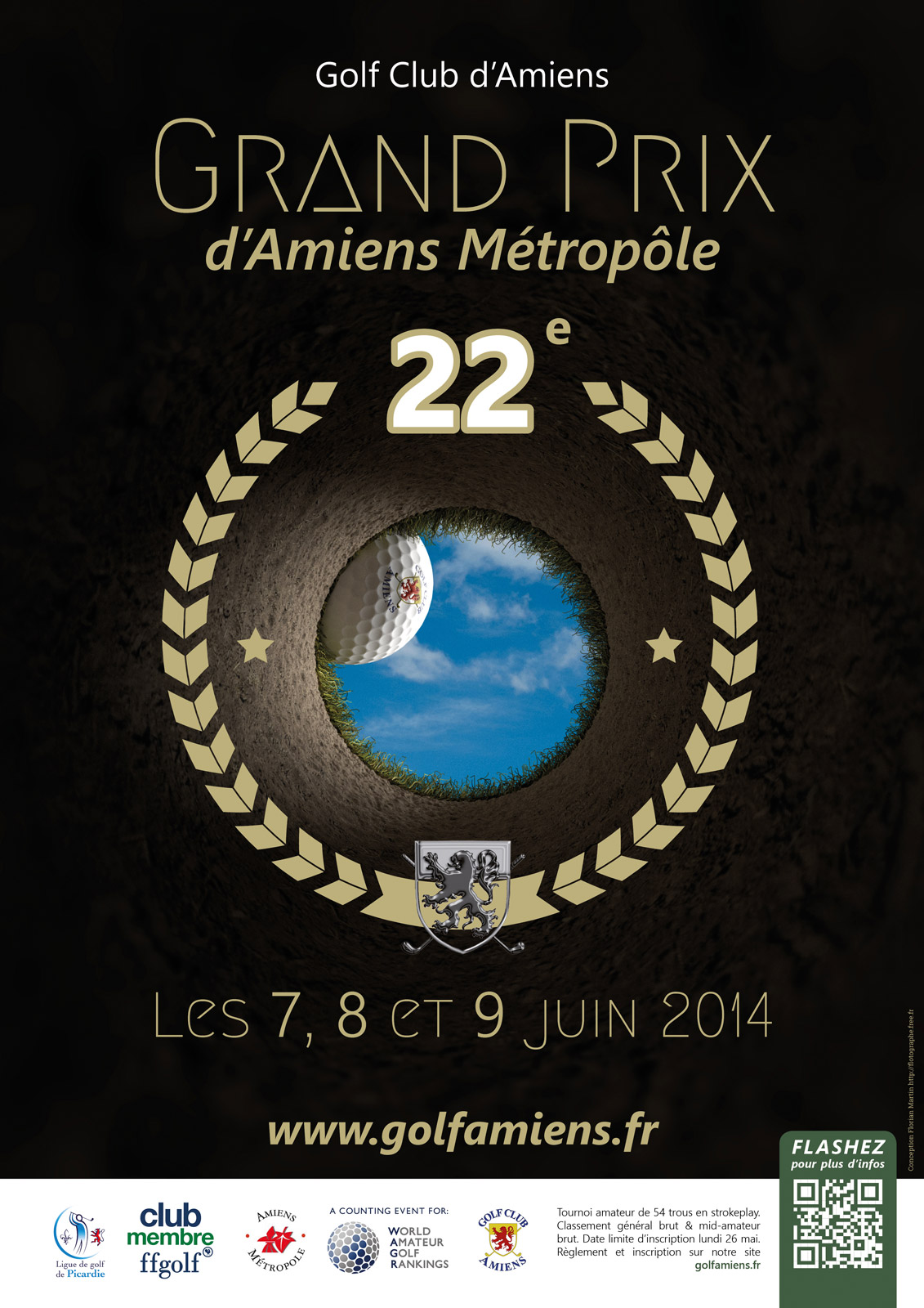 Glof-Club d'Amiens - charte graphique  5