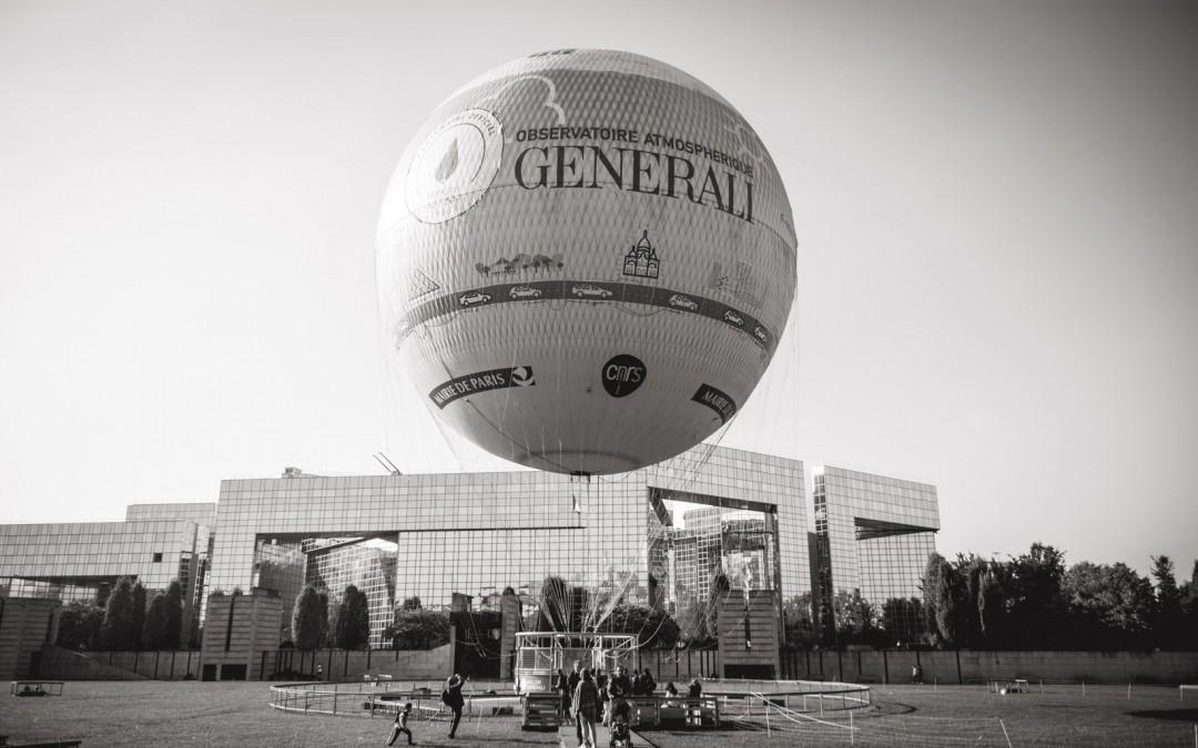 Ballade en ballon
