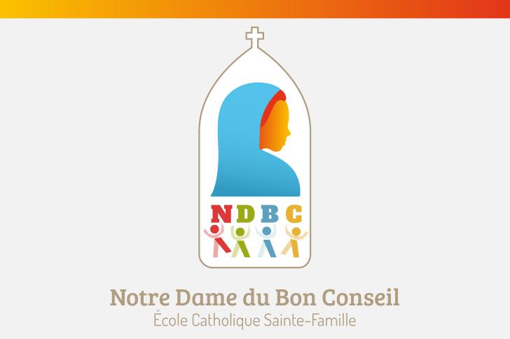 Logo école Notre Dame du Bon Conseil