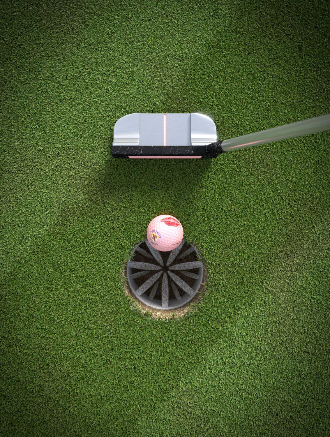 Affiche Golf Amiens 2015