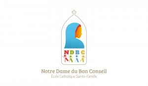 Logo école Notre Dame du Bon Conseil  1
