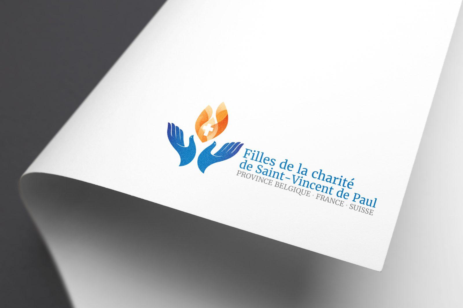Logo -Filles de la charité  1