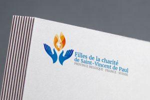 Logo -Filles de la charité