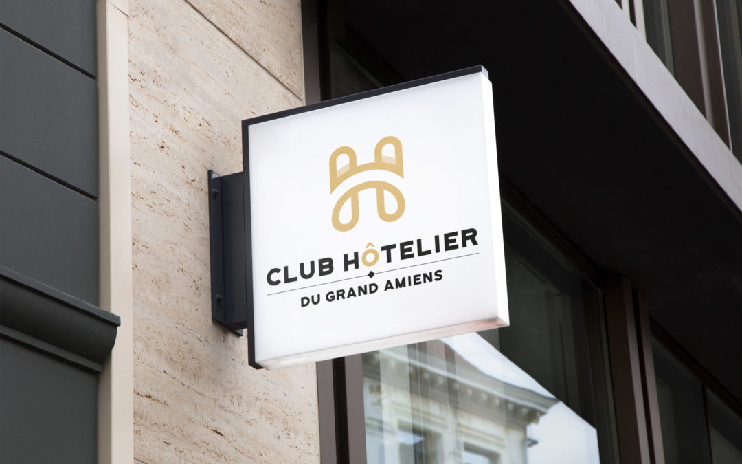 Logotype – Club Hôtelier du grand Amiens